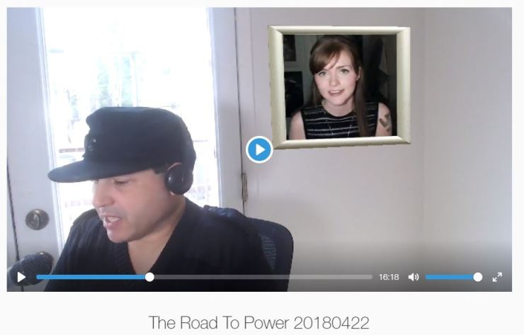 road to power 2